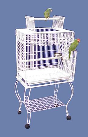 Hilo Harbor Playtop Small Bird Cage