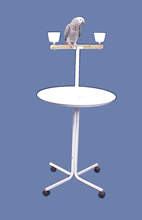 Pele™ Parrot Playstand