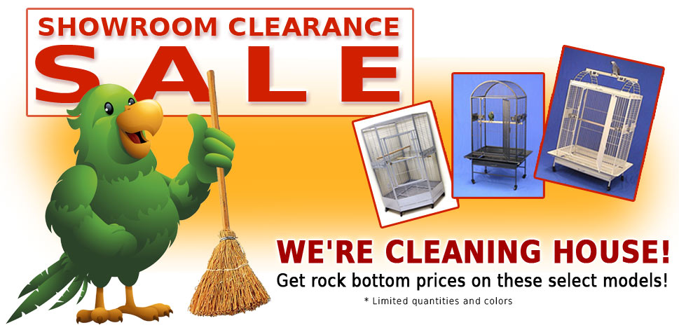 We're cleaning house! Get rock bottom prices on these select models!