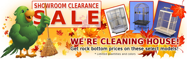 Showroom Clearance Sale Content - We're cleaning house! Get rock bottom prices on these select models! *Limited quantities and colors
